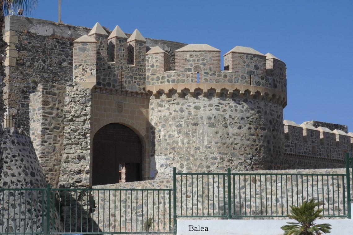 Castillo Almuñecar