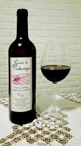 vino ecosaludable realizado de forma artesanal para balneario de lanjarón