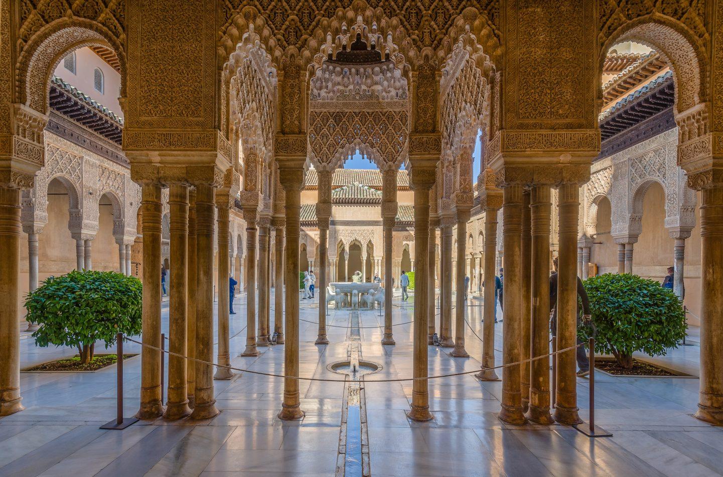 visita guiada diurna Alhambra
