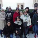 visita guiada en pequeños grupos a la Alhambra