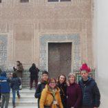 visita guiada con Balea a la Alhambra
