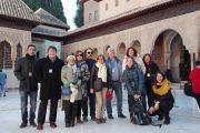 visita guiada Alhambra con Balea