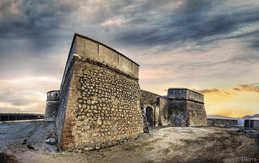 visita motril granada castillo