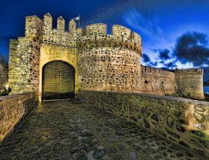 Castillo san miguel almuñecar