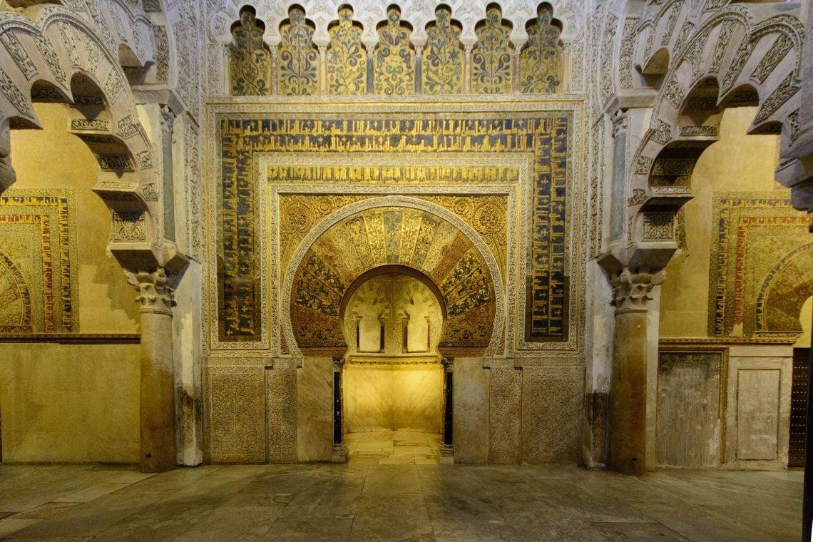 mezquita cordoba visita