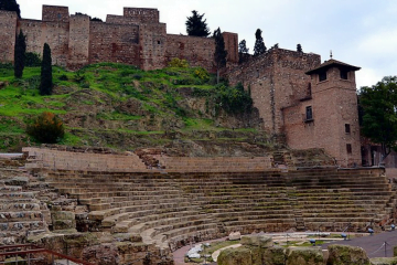 visita guiada a Málaga con Balea Travel