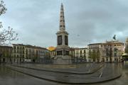 Plaza de la Merced en Málaga visita con Balea Travel