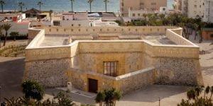 Castillo de almuñecar visita con Balea