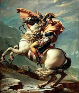 napoleon visita granada