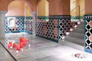 comprar baños arabes granada