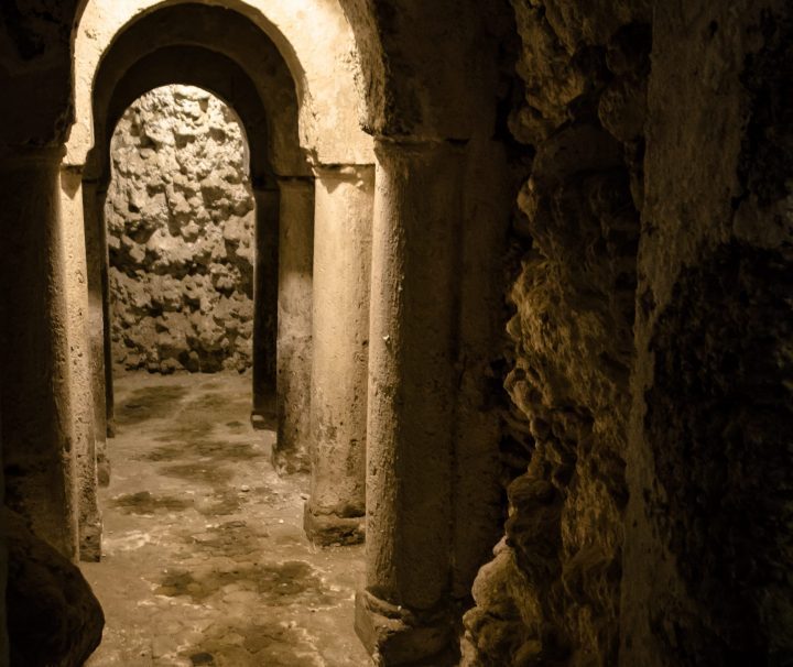 Galería subterránea Granada