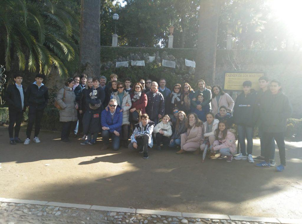 Paseo por las cárceles Andalusíes