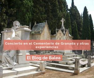 Blog Balea Cementerio de San Jose