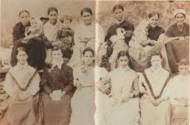 mujeres de las Alpujarras. Un matriarcado