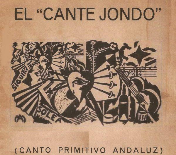 cartel del cante jondo de 1922