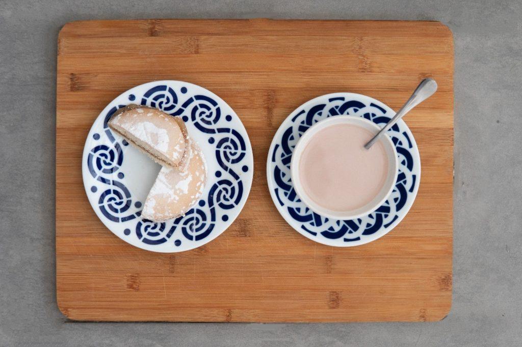 Dulce Merienda tradicional