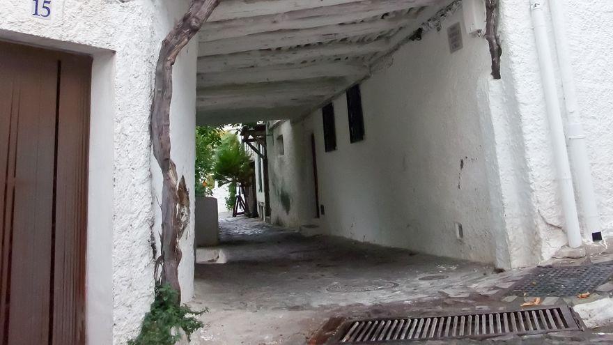 Los Tinaos granadinos: un pasadizo con pasado