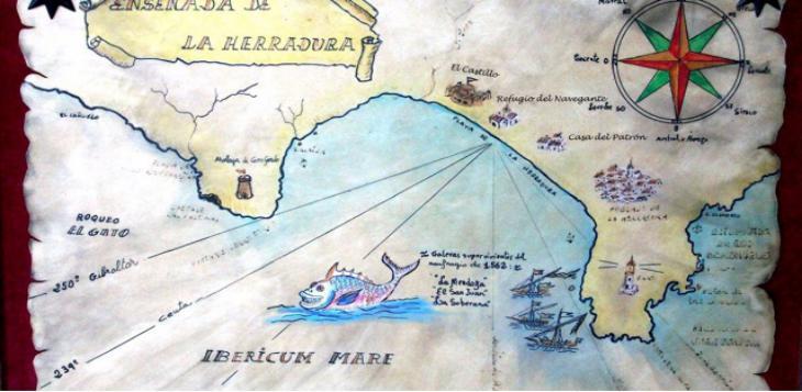 Un desastre evitable: El naufragio de La Herradura en  1562