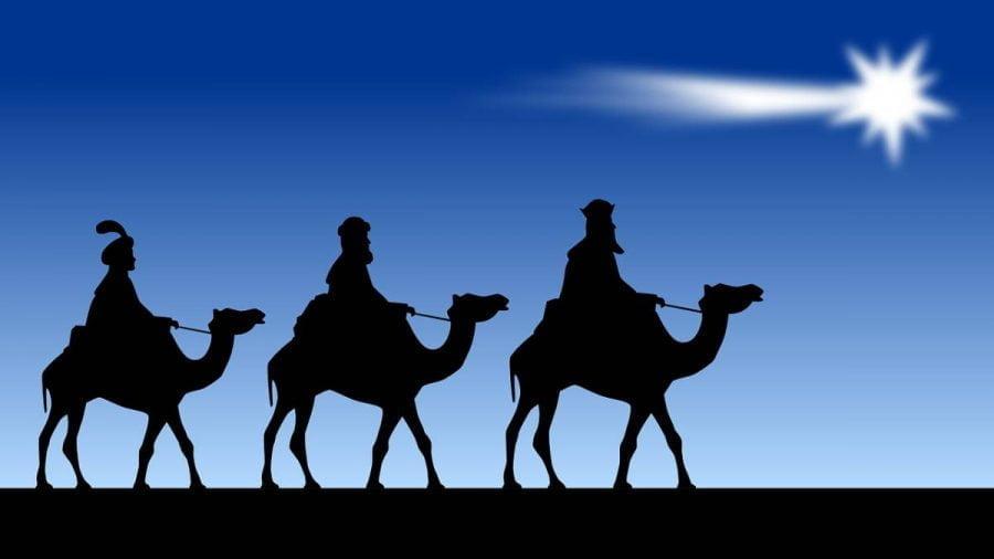 La magia de la noche del 5 de enero. Historia de los Reyes Magos